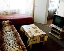 Apartments: 2-room apartment in the Zheleznodorozhny district, Ispanskikh rabochikh Str, 35.