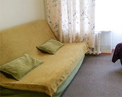 Apartments: 2-room apartment in the Zheleznodorozhny district, Azina Str, 20/2.