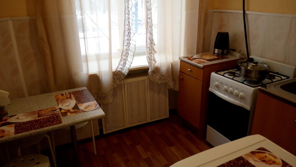 Apartments: 2-room apartment in the Zheleznodorozhny district, Ispanskikh rabochikh Str, 31.
